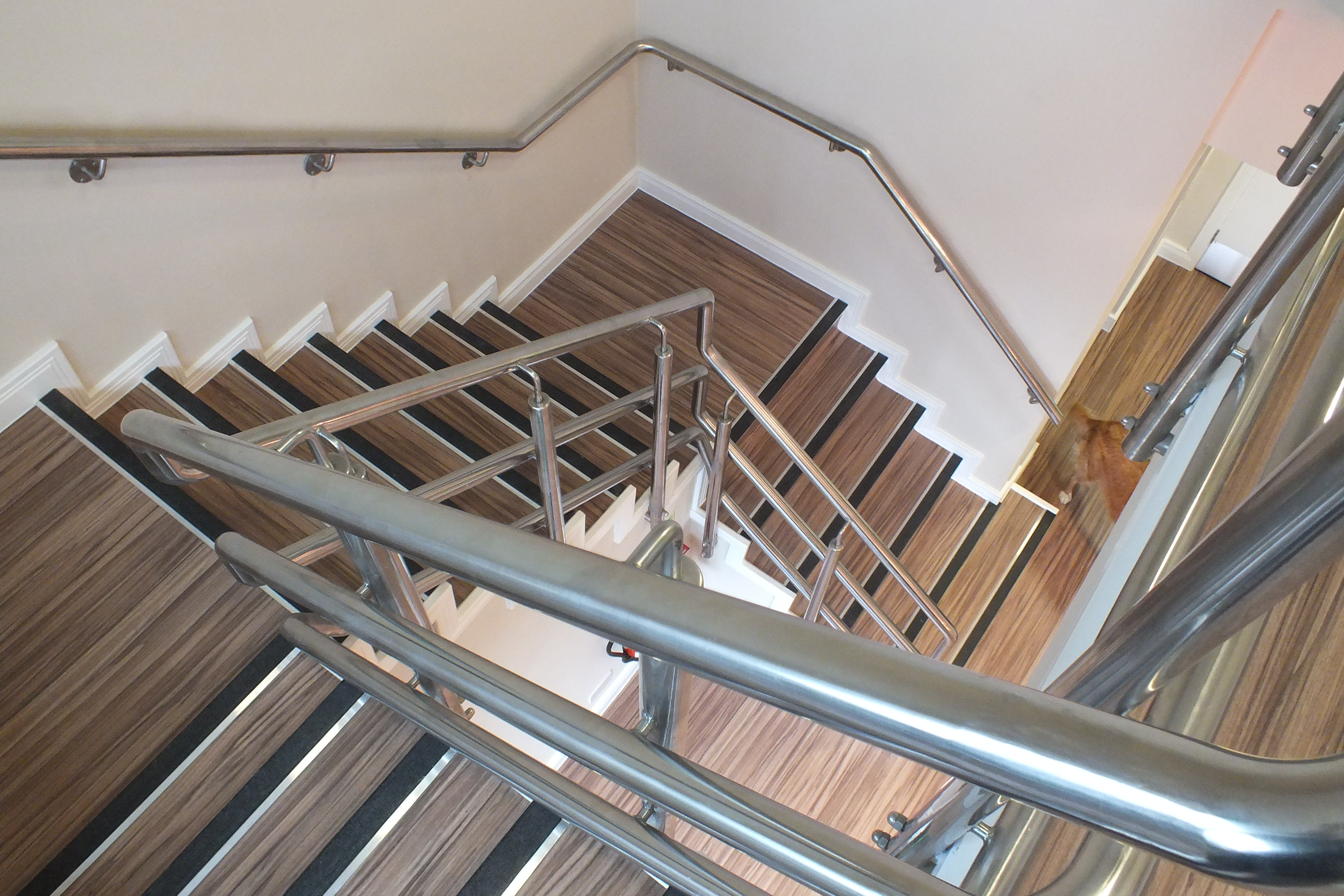 Refurbished Staircase in Burgess Hill